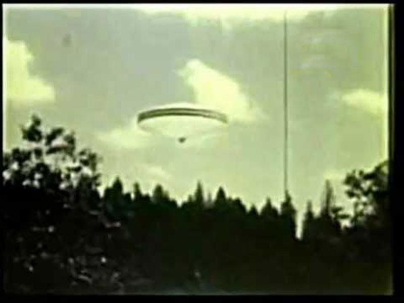 Daniel Fry UFO
