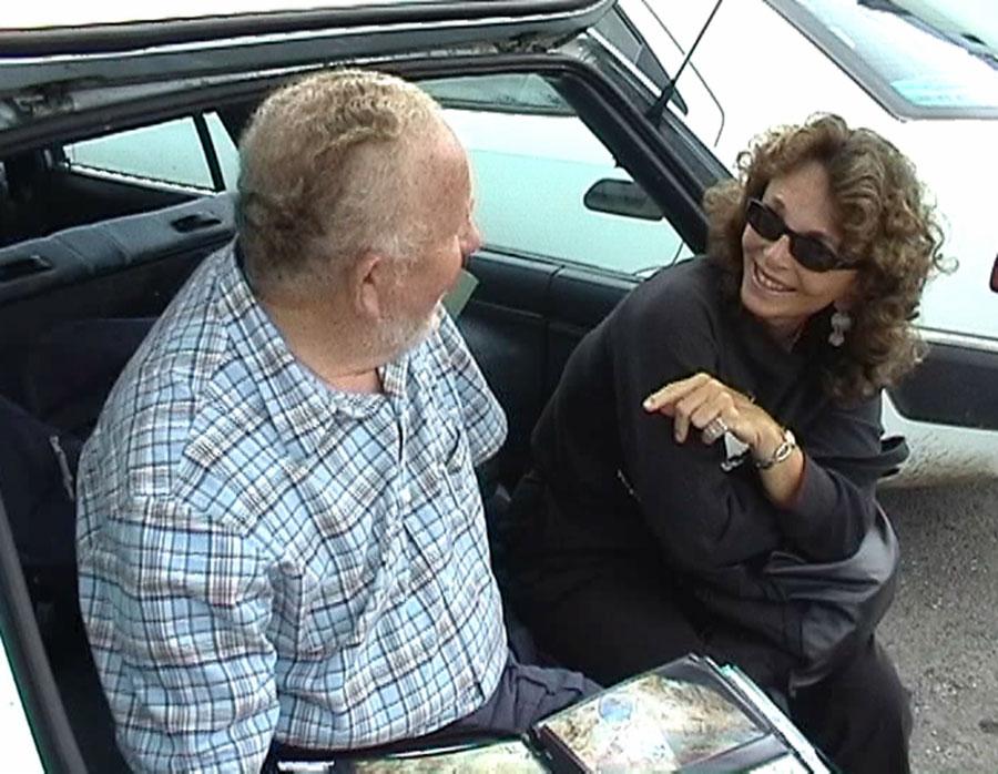 David Cayton and Linda Moulton Howe